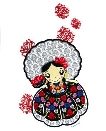 Playera-mujer-blanco-tahuana-detalle