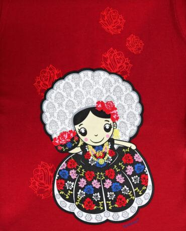 Playera-mujer-ladrillo-Tehuana-detalle