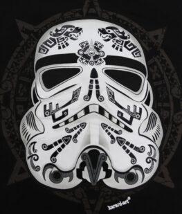 Playera-mujer-negro-azteca-clone-detalle