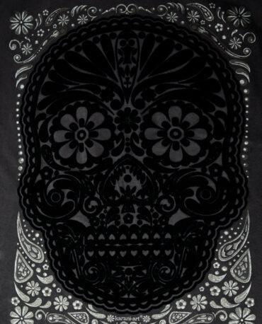 calavera-obsidiana-negro-detalle