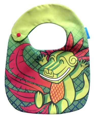 Babero-Quetzalcoatl