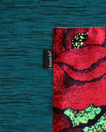Playera-Flor- Tehuana-Detalle-Bolsa-jade-F3