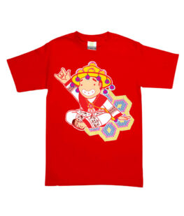 playera-huichol-rock-rojo