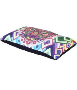 cojin-rectangular-jaguar-en-huichol-detalle