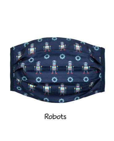 cubrebocas-robots-niño