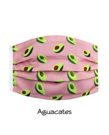 cubrebocas-Aguacates