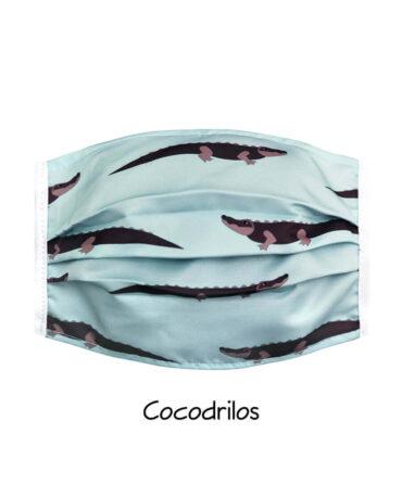 cubrebocas-Cocodrilos