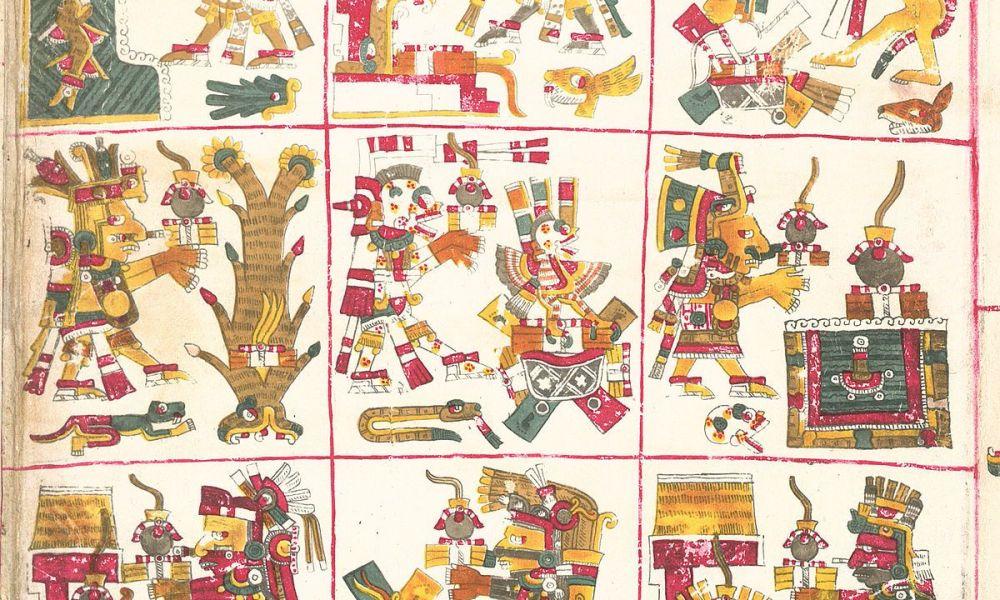 Antiguos dioses mexicanos