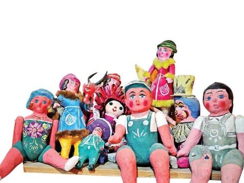 Muñecas tradicionales mexicanas