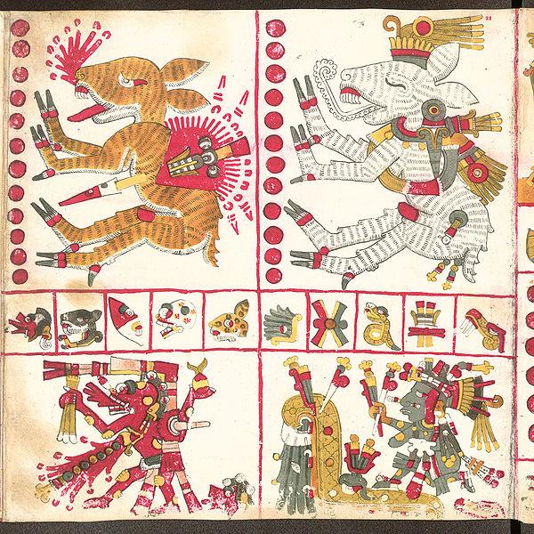 El dios Tezcatlipoca