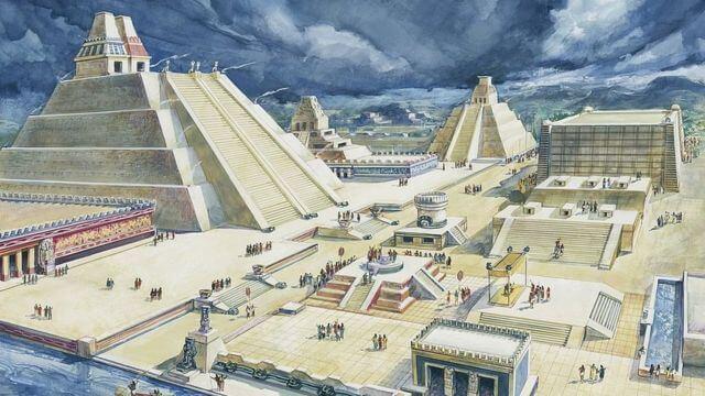 Centro de México - Tenochtitlán