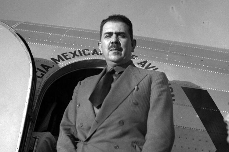 Lázaro Cárdenas expresidente