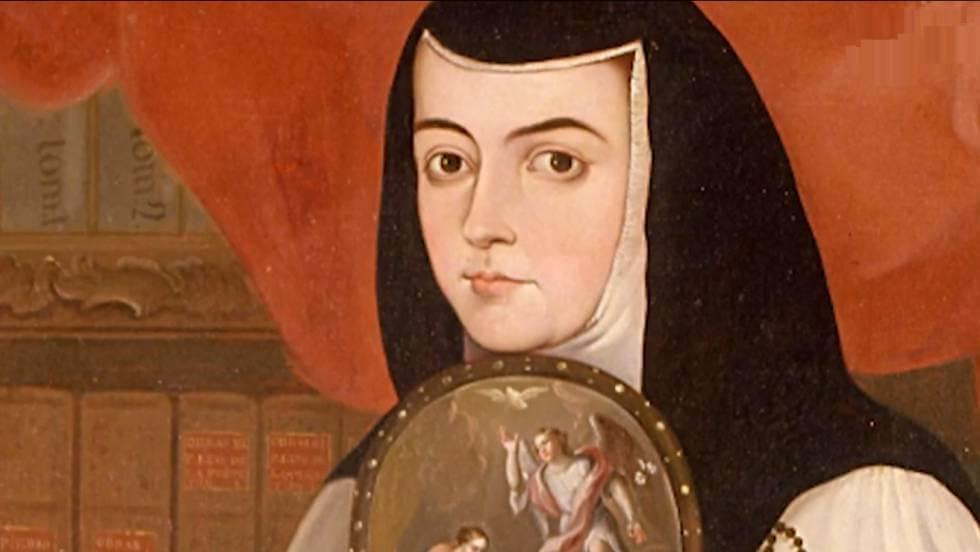 Sor Juana escritora y mujer mexicana