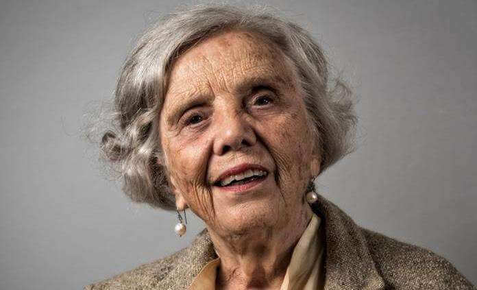 Elena Poniatowska periodista y mujer mexicana