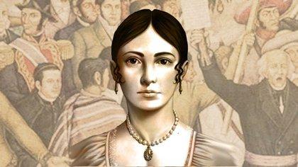 Leona Vicario independentista y mujer mexicana