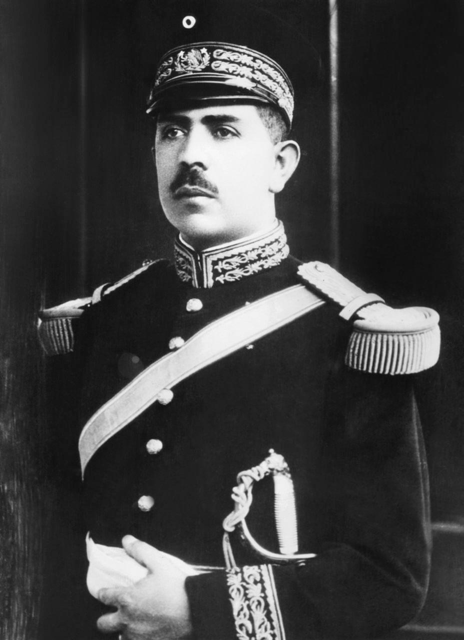 Lázaro Cárdenas en el colegio militar