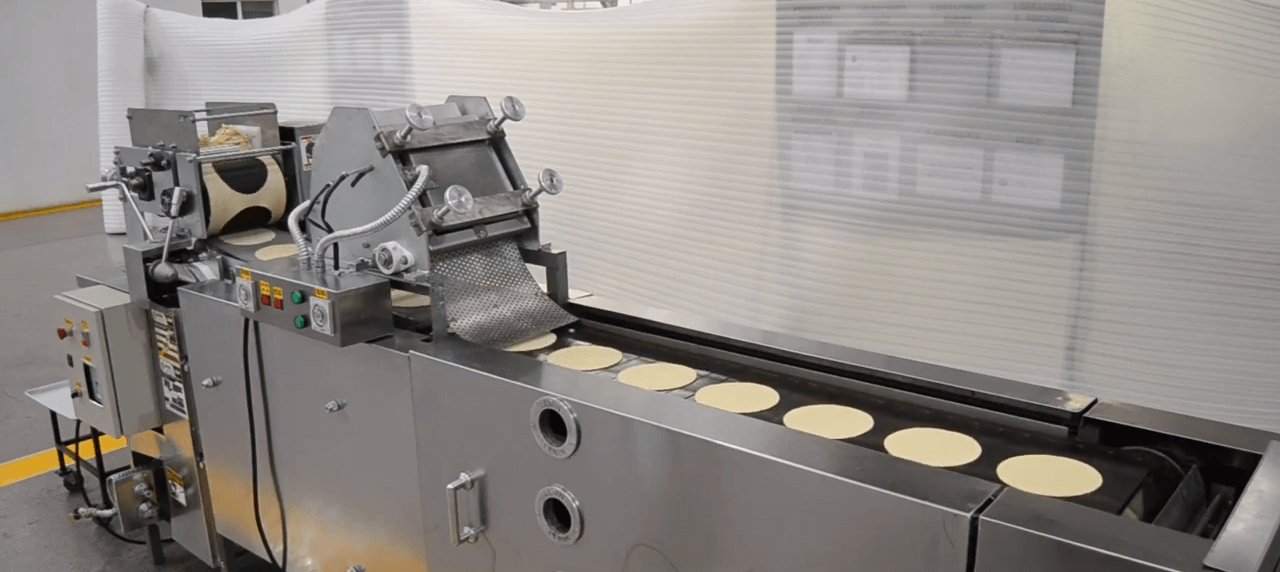 La máquina tortilladora un invento mexicano
