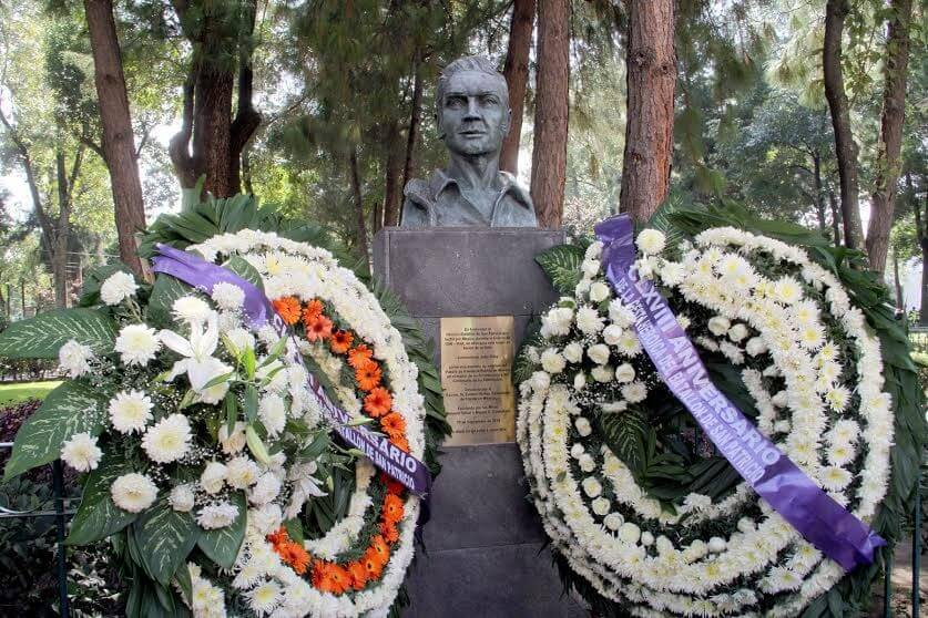 memorial al batallón de san patricio