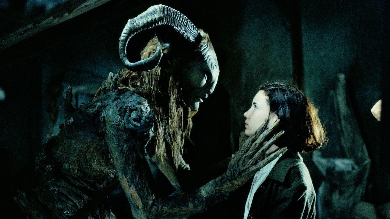 fragmento de la película el laberinto del fauno