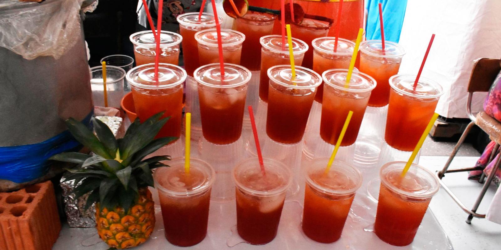 El tepache es una bebida mexicana