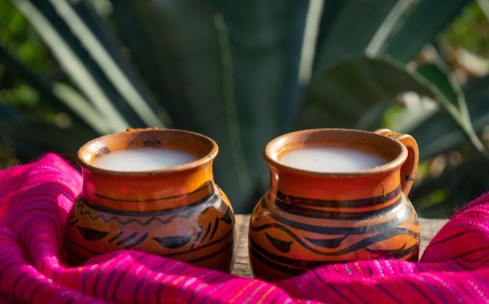 El pulque es una bebida tradicional mexicana
