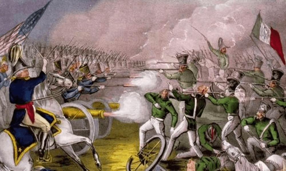guerra de 1845