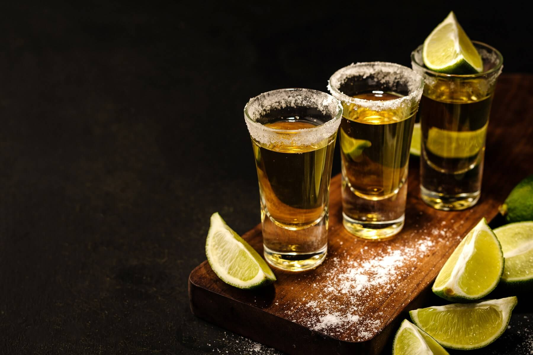 El tequila es una bebida mexicana