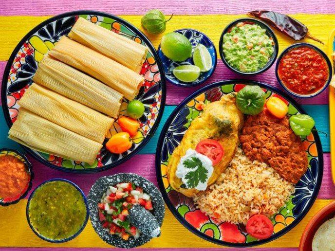 platillos mexicanos de nuestra gastronomía