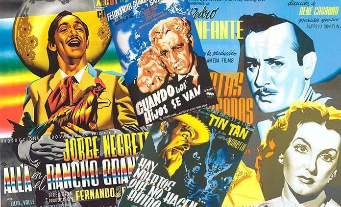 posters de las películas mexicanas