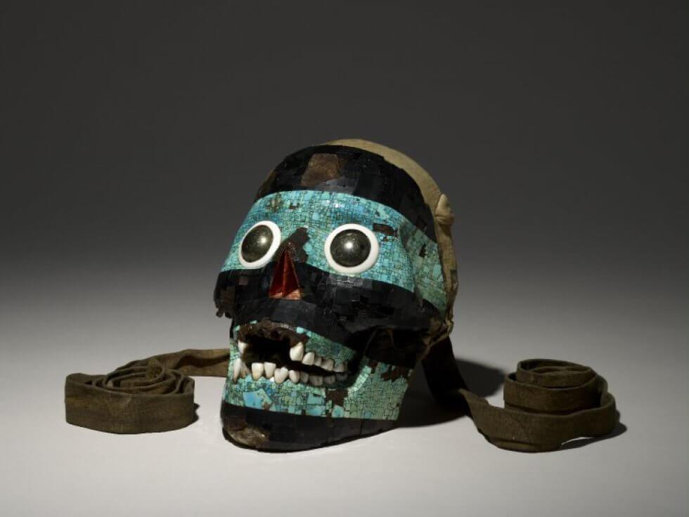 Cráneo de Tezcatlipoca