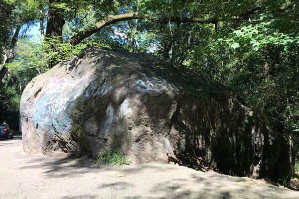 foto de la roca de tlalpan